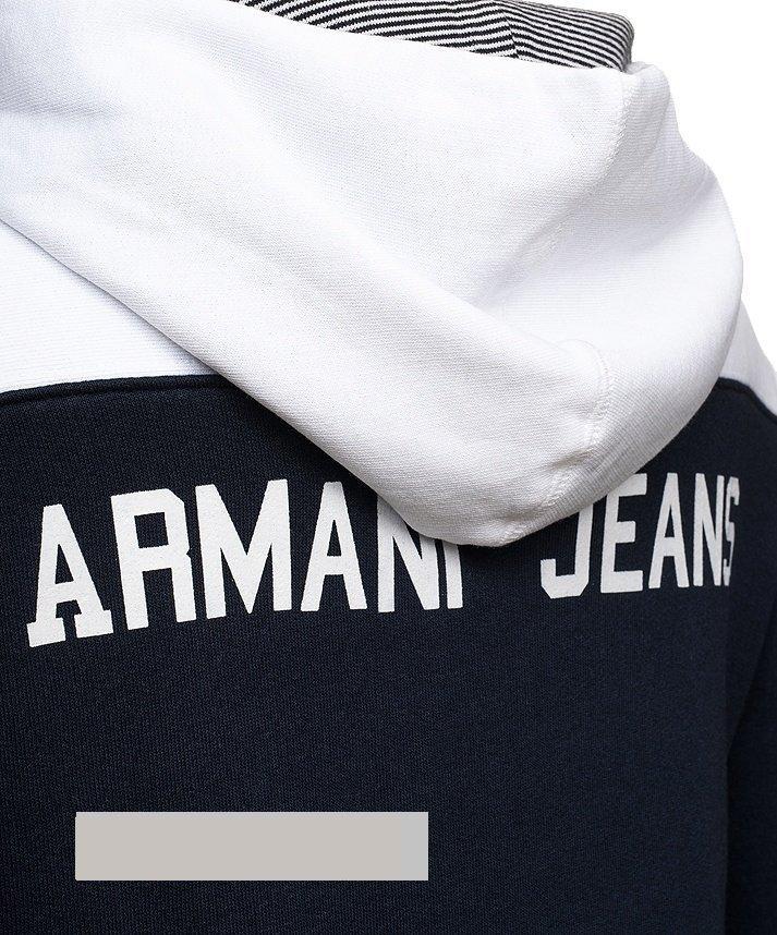 BLUZA MĘSKA ARMANI JEANS