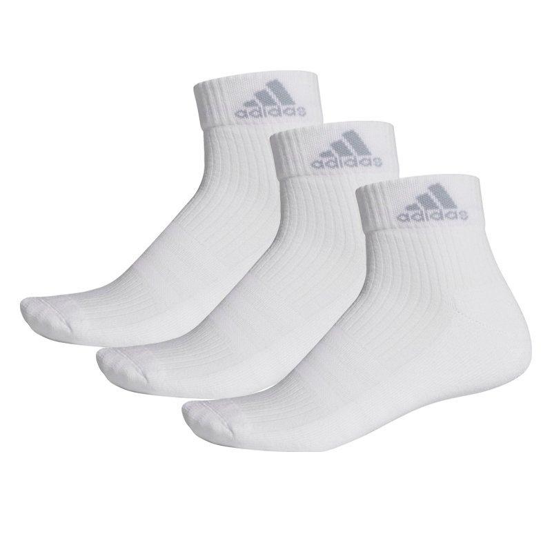 Adidas skarpety do kostki męskie białe 3pack /AH9870