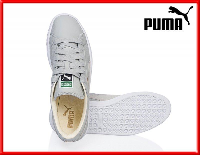 PUMA BUTY MĘSKIE BASKET CLASSIC SKÓRA 351912 26