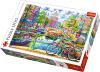 Puzzle 1500 Trefl 26149 Amsterdam - Kanał