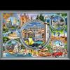 Puzzle 1000 Trefl 10585 Włoskie Wakacje