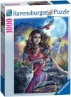 Puzzle 1000 Ravensburger 196647 Patronka Wilków