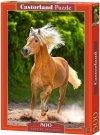 Puzzle 500 Castorland B-52981 Koń