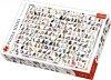Puzzle 1000 Trefl 10498 Koty - Kolaż
