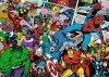 Puzzle 1000 Ravensburger 165629 Wyzwanie - Marvel