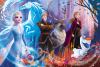 Puzzle 100 Trefl T-16366 Magia Krainy Lodu - Frozen 2