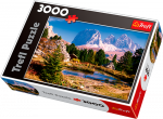 Puzzle 3000 Trefl 33012 Jeziorko w Dolomitach