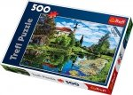 Puzzle 500 Trefl 37193 Jezioro Chieemse - Bawaria