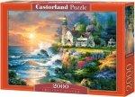 Puzzle 2000 Castorland C-200528 Latarnia Morska