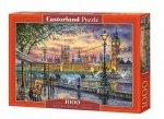 Puzzle 1000 Castorland C-104437 Inspiracje z Londynu
