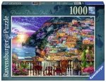 Puzzle 1000 Ravensburger 152636 Positano - Włochy