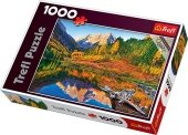 Puzzle 1000 Trefl 10353 Jezioro Maroon Aspen