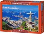 Puzzle 1000 Castorland C-102846 Rio de Janeiro - Brazil