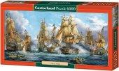 Puzzle 4000 Castorland C-400102 Naval Battle