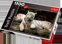 Puzzle 1500 Trefl 26075 Bengalski tygrys