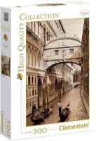 Puzzle 500 Clementoni 35005 Wenecja - Gondolierzy