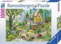 Puzzle 1000 Ravensburger 195183 Droga do West Arbor