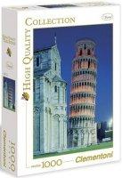 Puzzle 1000 Clementoni 31485 Krzywa Wieża w Pizie