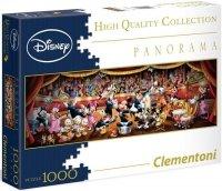 Puzzle 1000 Clementoni 39347 Disney - Classic - Panorama