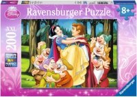 Puzzle 200 Ravensburger 127153 Królewna Śnieżka
