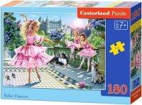 Puzzle 180 Castorland B-018222 Baletnice