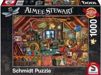 Puzzle 1000 Schmidt 59379 Aimee Stewart - Poddasze Pełne Wspomnień