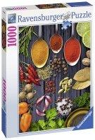 Puzzle 1000 Ravensburger 197941 Ziola i Przyprawy