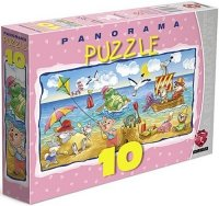 ! Puzzle Maxim 10 Panorama - Plaża - P-10.01.04