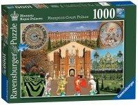Puzzle 1000 Ravensburger 195824 Pałac Hampton