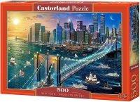 Puzzle 500 Castorland B-52646 New York - Brooklyn Bridge