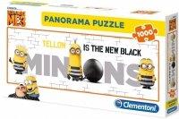 Puzzle 1000 Clementoni 39443 Minionki - Panorama