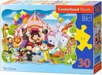 Puzzle 30 Castorland B-03419 Cyrk