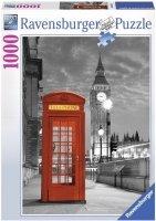Puzzle 1000 Ravensburger 194759 Big Ben - Londyn