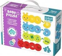 Puzzle Baby Classic Trefl T-36079 Sorter Kolorów