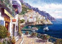 Puzzle 2000 Schmidt 59271 Sam Park - Popołudnie w Amalfi