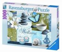 Puzzle 1000 Ravensburger 192571 Czysty Relaks
