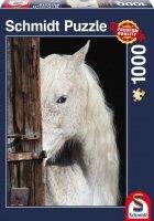 Puzzle 1000 Schmidt 58278 Koń - Nietypowy Portret
