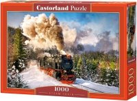 Puzzle 1000 Castorland C-103409 Lokomotywa - Steam Train