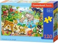 Puzzle 120 Castorland B-13173 Zwierzęta Afrykańskie