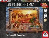 Puzzle 1000 Schmidt 59338 Jan Patrik Krasny - Pustynia