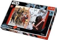 Puzzle 260 Trefl 13217 Star Wars - Dwie Strony Mocy