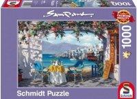 Puzzle 1000 Schmidt 59396 Sam Park - Rendez-vous w Mykonos