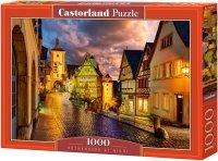 Puzzle 1000 Castorland C-103461 Rothenburg Nocą