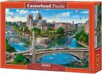 Puzzle 500 Castorland B-52653 Paryż - Notre Dame