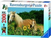 Puzzle 200 Ravensburger 126286 Konie