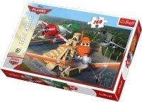 Puzzle 160 Trefl 15239 Samoloty - Lot Nad Krajem Chupacabry