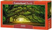 Puzzle 600 Castorland B-060030 Rozłożyste Drzewa - Passage