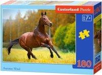 Puzzle 180 Castorland B-018314 Koń