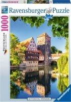 Puzzle 1000 Ravensburger 196203 Norymberga
