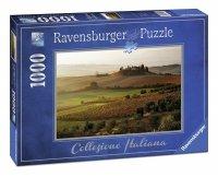 Puzzle 1000 Ravensburger 196722 Kolekcja Italiana - Quirico Dorcia